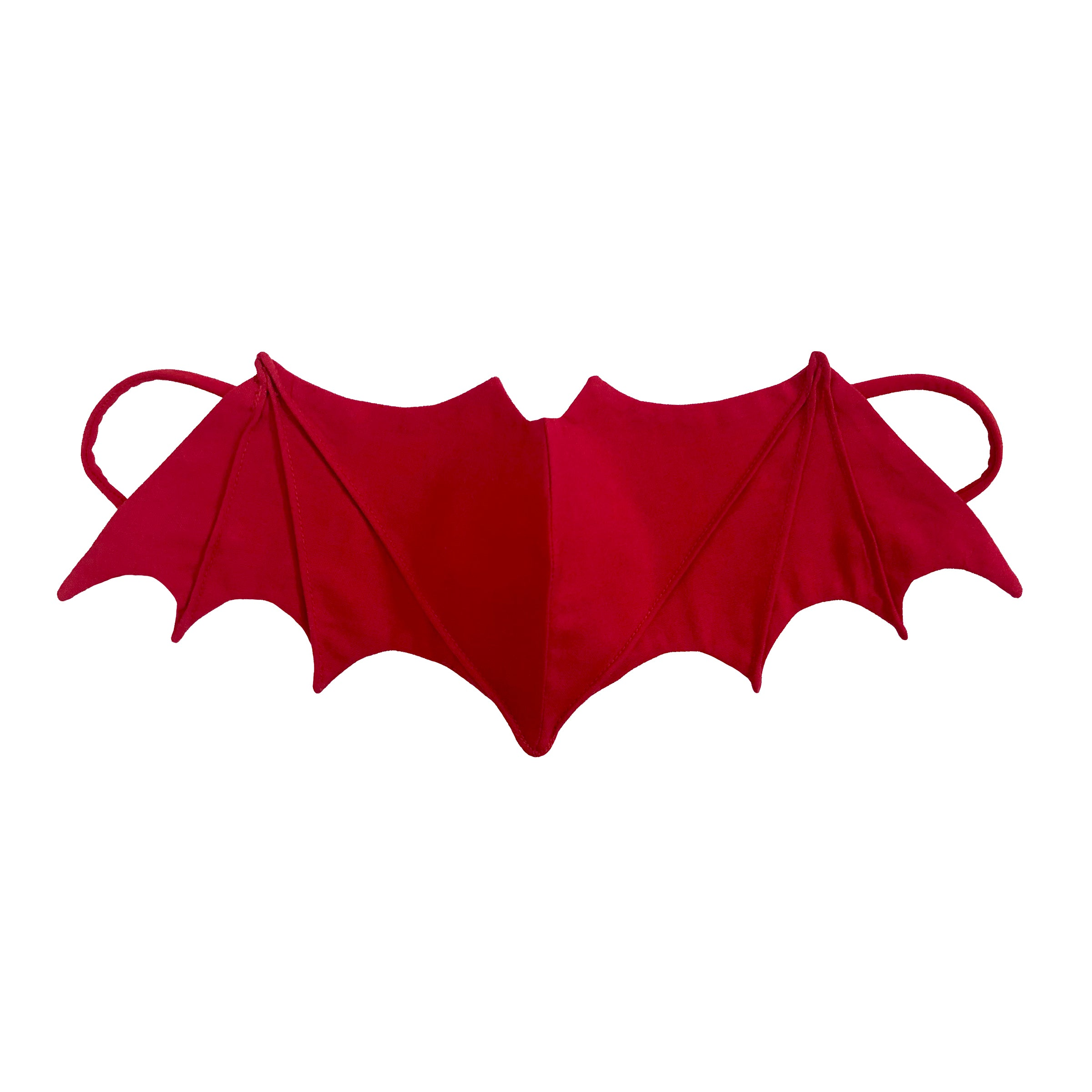 Red Bat Mask