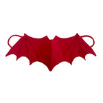 Load image into Gallery viewer, Red Bat Mask