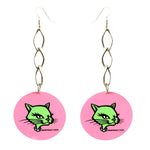 Load image into Gallery viewer, KITTY EARRINGS