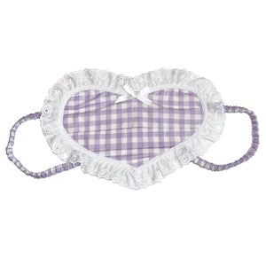 Purple Heart Mask