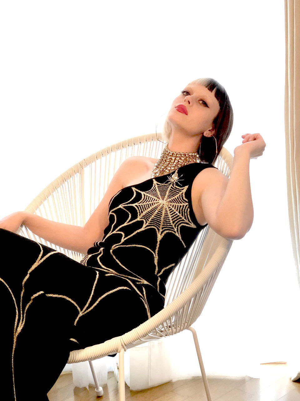 Kiss of the Spider Woman Dress