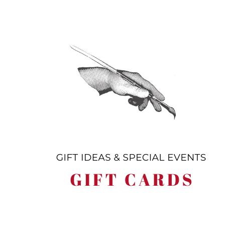 Gifts & Special Events