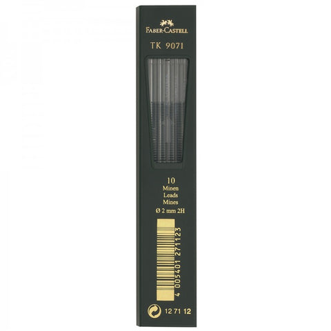 FABER-CASTELL TK 9071 lead, 2H, 2.0 mm