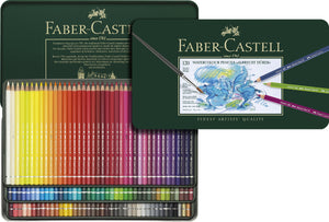 Faber-Castell Albrecht Dürer  Artists' Watercolour Pencils tin of 120