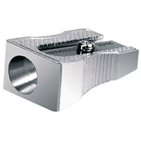 Pencil Sharpener - Metal wedge- single hole