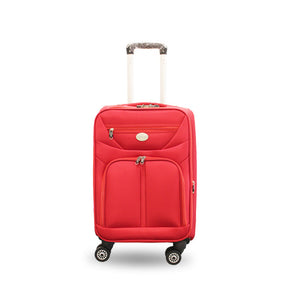 Swiss Pro Glarus Softside Spinner Red 20 inch