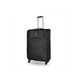 Swiss Pro Vernier Softside Luggage Trolley Bag
