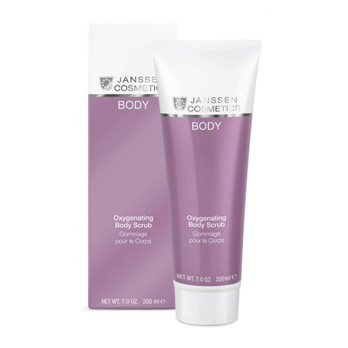 Janssen Oxygenating Body Scrub