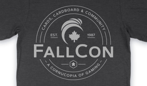FallCon T-Shirt Reprint! - Q1 2021