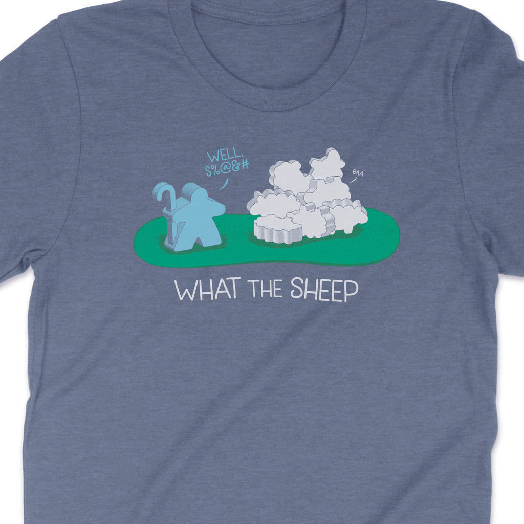 What the Sheep - Board Game T-Shirt