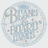 Coffee Beans & Board Games - T-Shirt