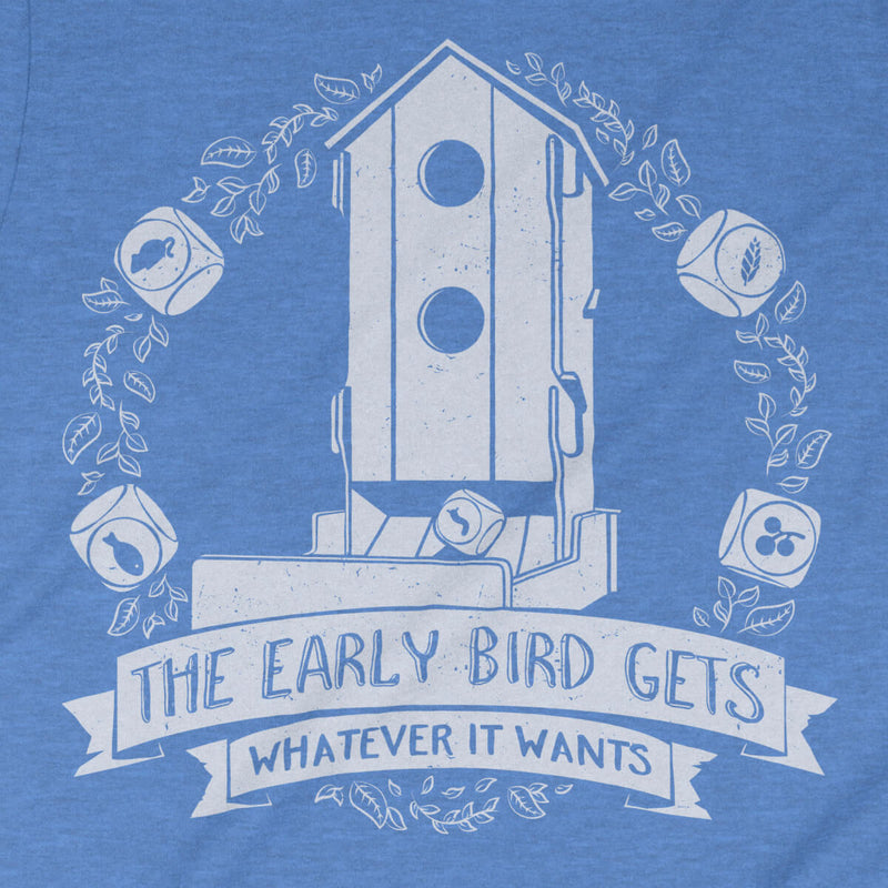 "Wingspan ""Early Bird"" - Unisex T-Shirt"
