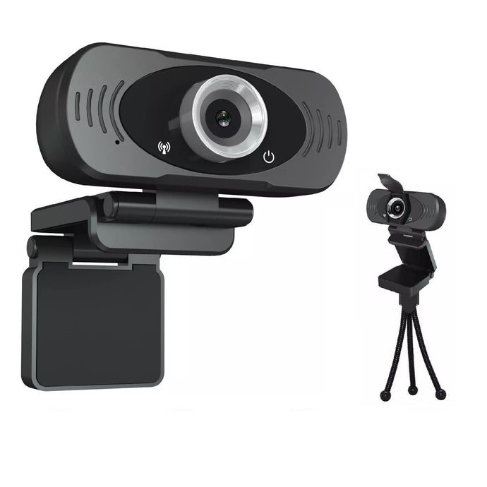 Coralsix CW-201 Computer Webcam with Full HD 1080P