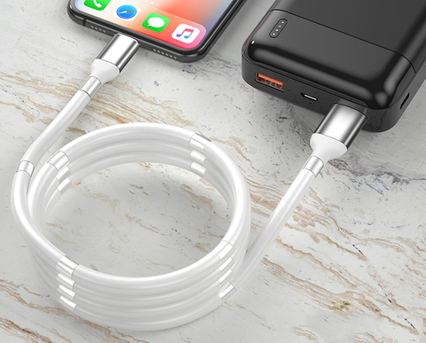 Mobile Phone - FLASH Magnetic Charging Cable