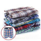 Comfortable Striped Men's Underwear