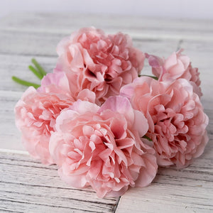 Artificial Silk Flowers For Home Decoration