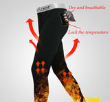 Thermal Warm Long Pants