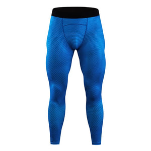Skinny Men Compression Pants