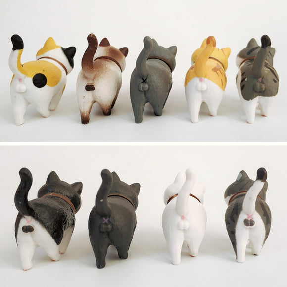 Cute Mini PVC Animal Miniatures