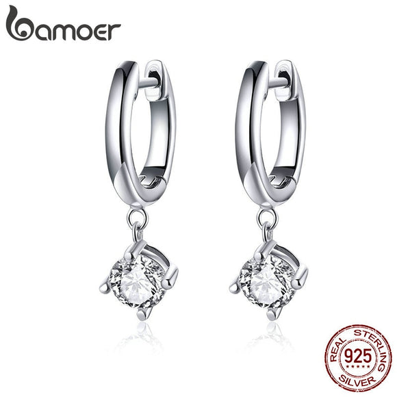 Argent Silver Earrings
