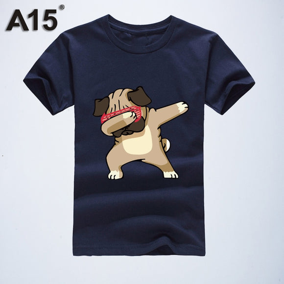 Cartoon Print 3D T Shirts