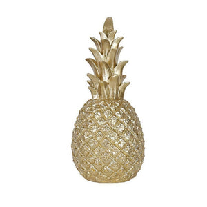 Nordic Pineapple Decoration Resin