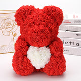 Teddy Bear of Rose