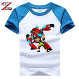 O-Neck Kids Ben 10 T Shirt