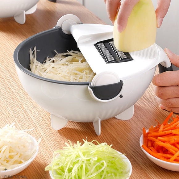 9 In 1 Vegetable Grater