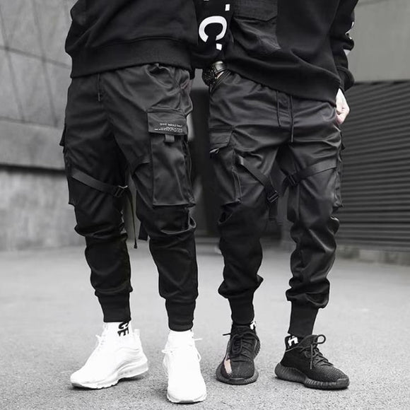 Hip Hop Leisure Loose Trousers