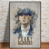 Peaky Blinders Season TV Series Canvas Painting