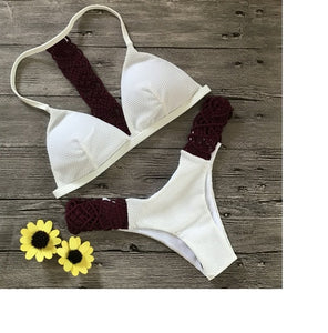 Push-up Padded Bra And Bikini