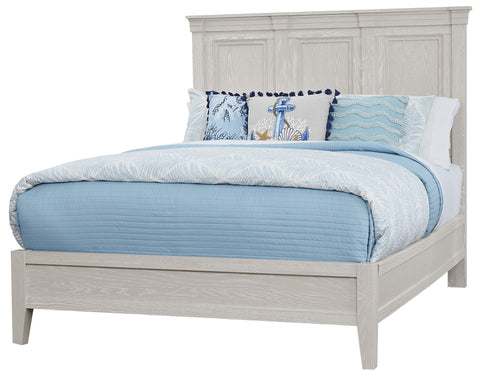 King Mansion Bed / Low Profile Footboard