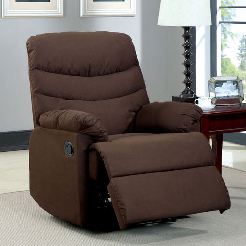 Pleasant Valley - Recliner - Brown