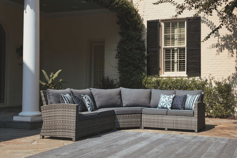 Salem Beach Outdoor Sectional