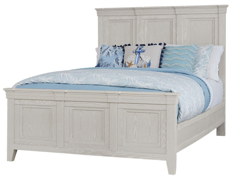 Queen Mansion Bed / Mansion Footboard