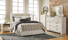 Bellaby Panel Headboard