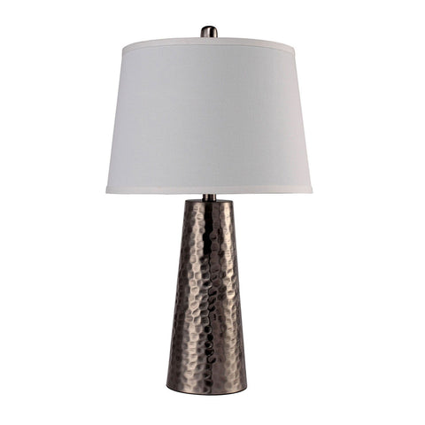 Luz - Table Lamp - Silver