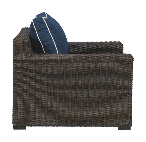 Grasson Lane Lounge Chair with Cushion