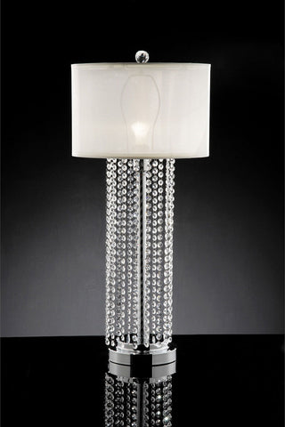 Claris - Table Lamp - White