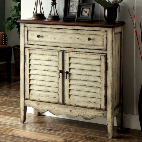 Hazen - Cabinet - Antique White