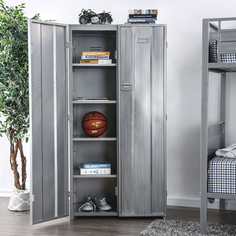 Zaheera - Large Locker - Silver