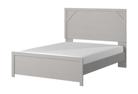 Cottonburg Panel Bed