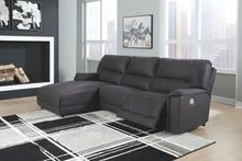 Henefer Power Reclining Sectional with Chaise