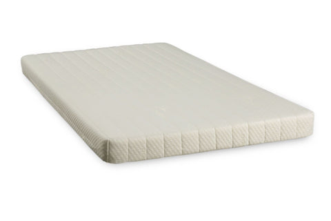 Wisteria - Twin Foam Mattress - White