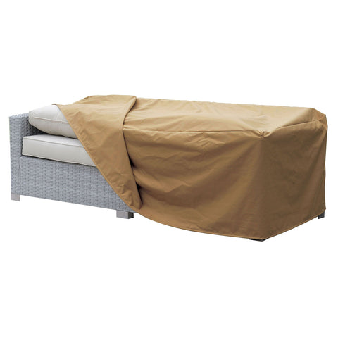 Boyle - Dust Cover for Sofa - Large - Light Brown