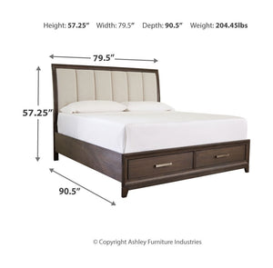 Brueban Bedroom Set