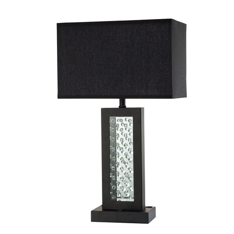 Abbi - Table Lamp - Black