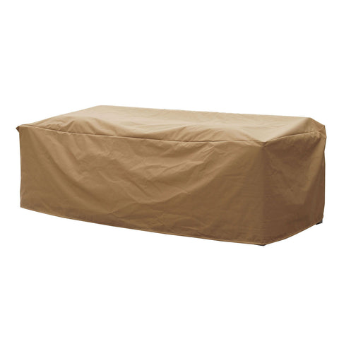 Boyle - Dust Cover for Sofa - Small - Light Brown