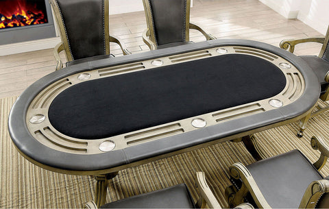 Melina - Game Table - Gray